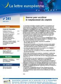 LEA 241 sommaire