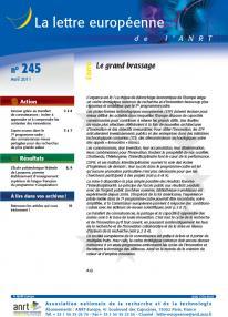 LEA 245 sommaire
