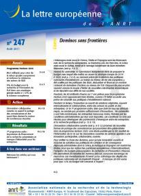 LEA 247 sommaire