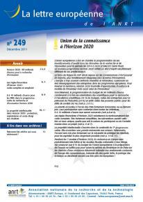 LEA 249 sommaire