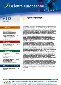LEA 253 sommaire