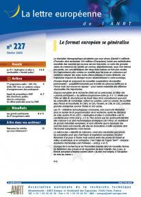 LEA 227 sommaire