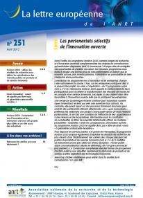 LEA 251 sommaire