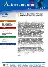 LEA 254 sommaire