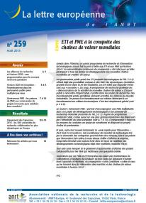 LEA 259 sommaire